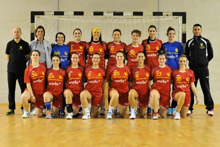 Seconda Divisione Femminile Wurbs 2016/2017