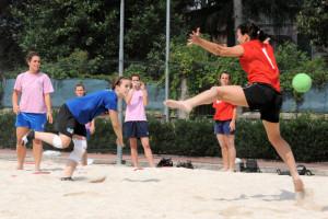 Beach Handball - Maida Cester
