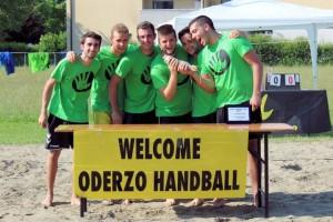 Beach Handball Fontanelle 2015 - B-Hand Team