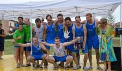 Slovenija - 1° Torneo Beach Handball Oderzo