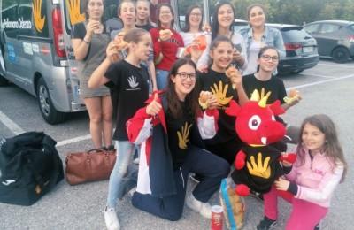 U14 a Udine