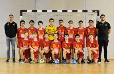 Under 15 Maschile Pallamano Oderzo - 2017/2018