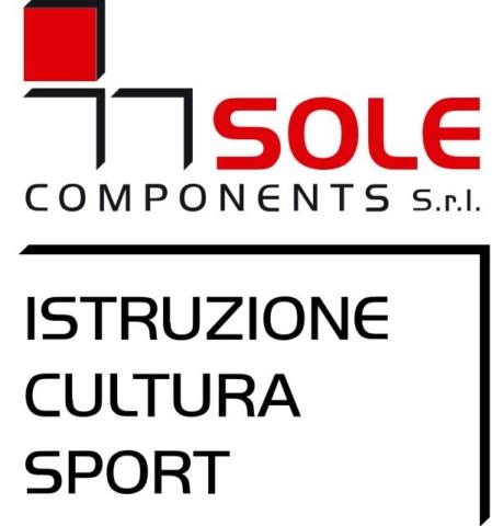 Sole Components Srl - Istruzione, Cultura e Sport